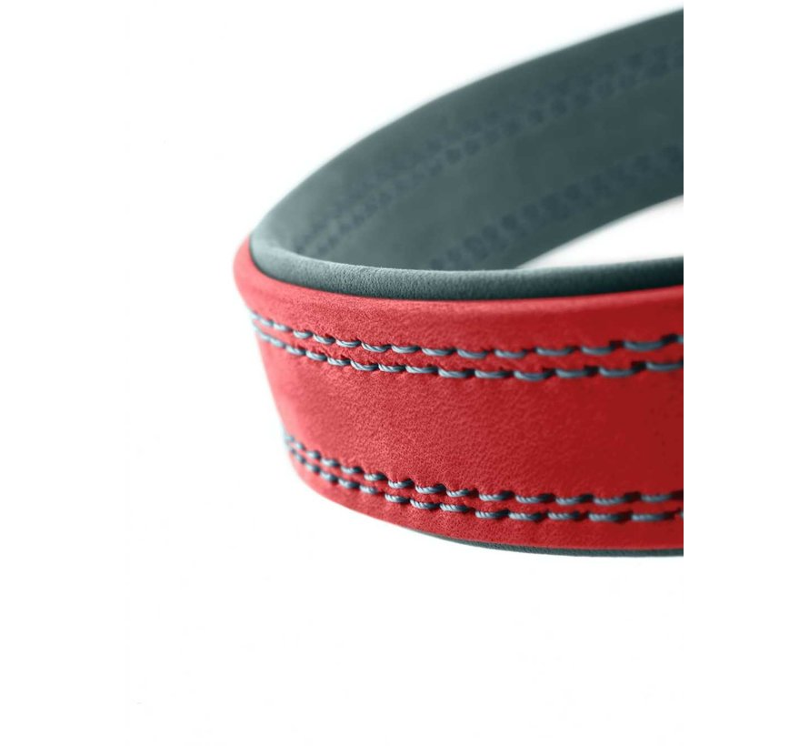 Hondenhalsband Lucca Rood