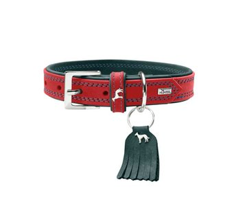 Hunter Dog Collar Lucca Red