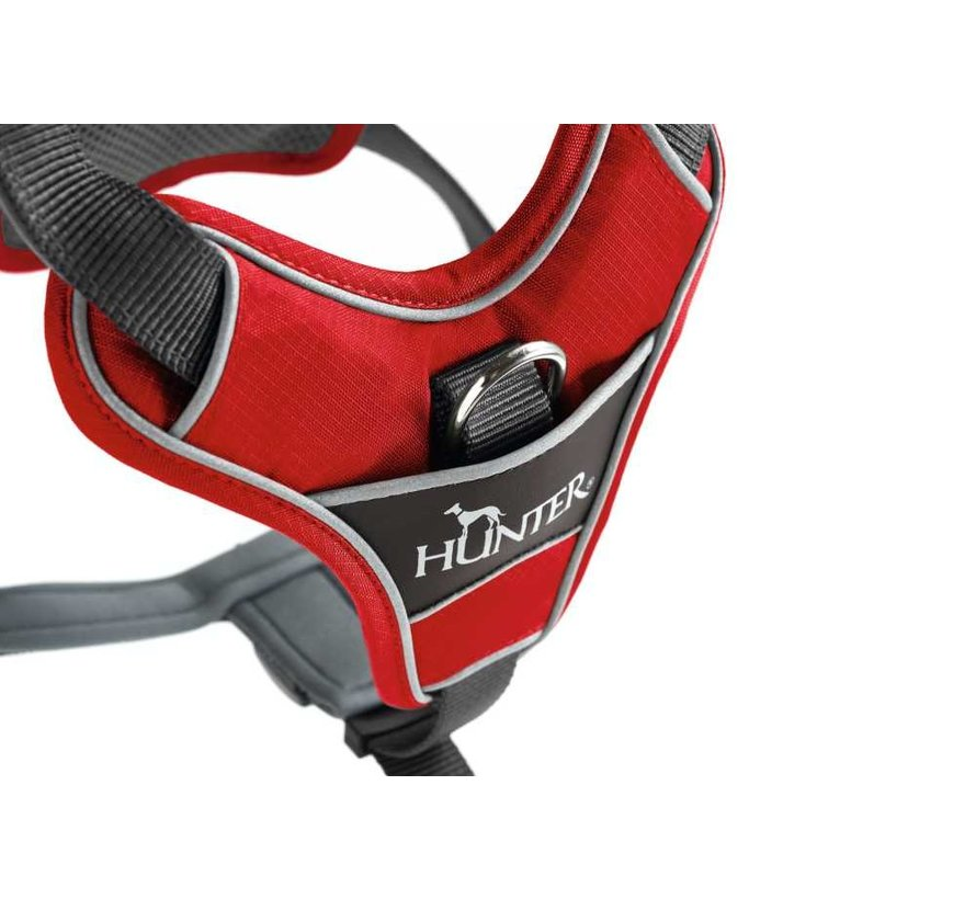 Dog Harness Divo Red
