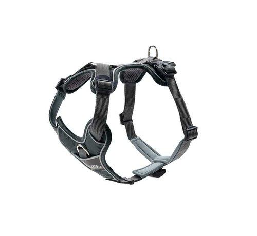Hunter Dog Harness Divo Grey