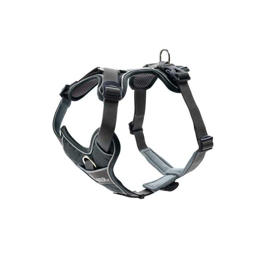 Dog Harness Divo Grey