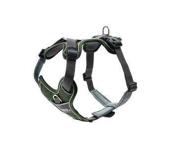 Hunter Dog Harness Divo Green
