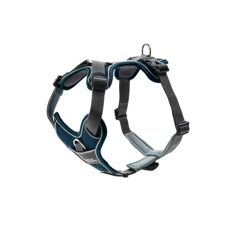 Hunter Hondentuig Divo Donkerblauw