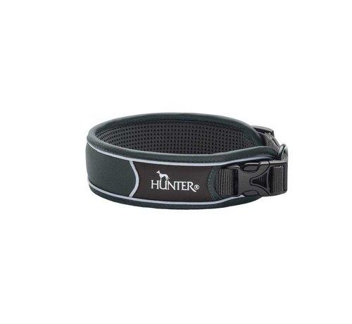 Hunter Dog Collar Divo Grey