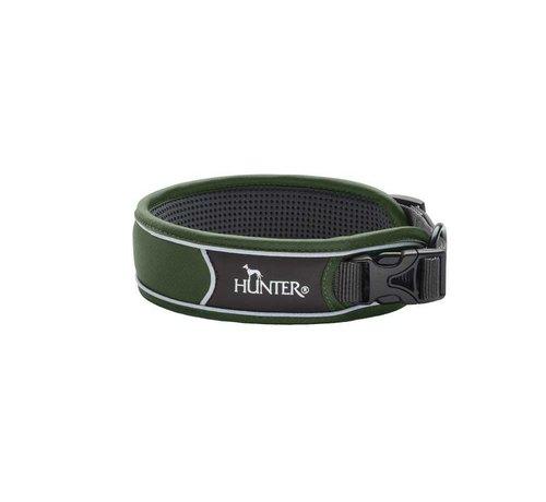Hunter Hondenhalsband Divo Groen