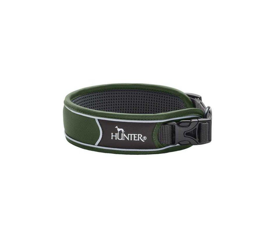 Dog Collar Divo Green