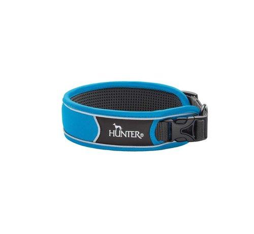Hunter Hondenhalsband Divo Blauw