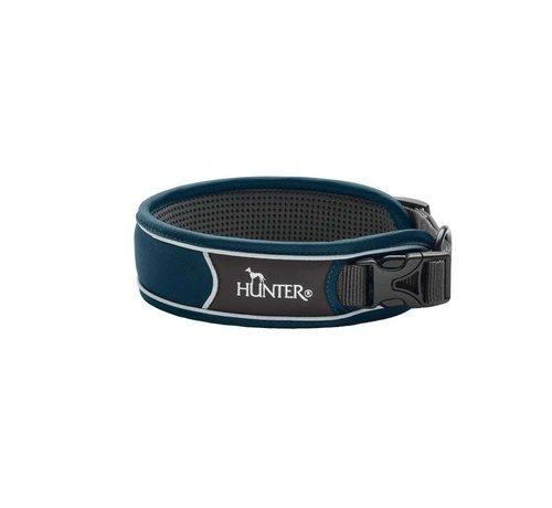 Hunter Dog Collar Divo Dark Blue