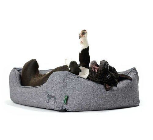 Hunter Dog Bed Boston Grey