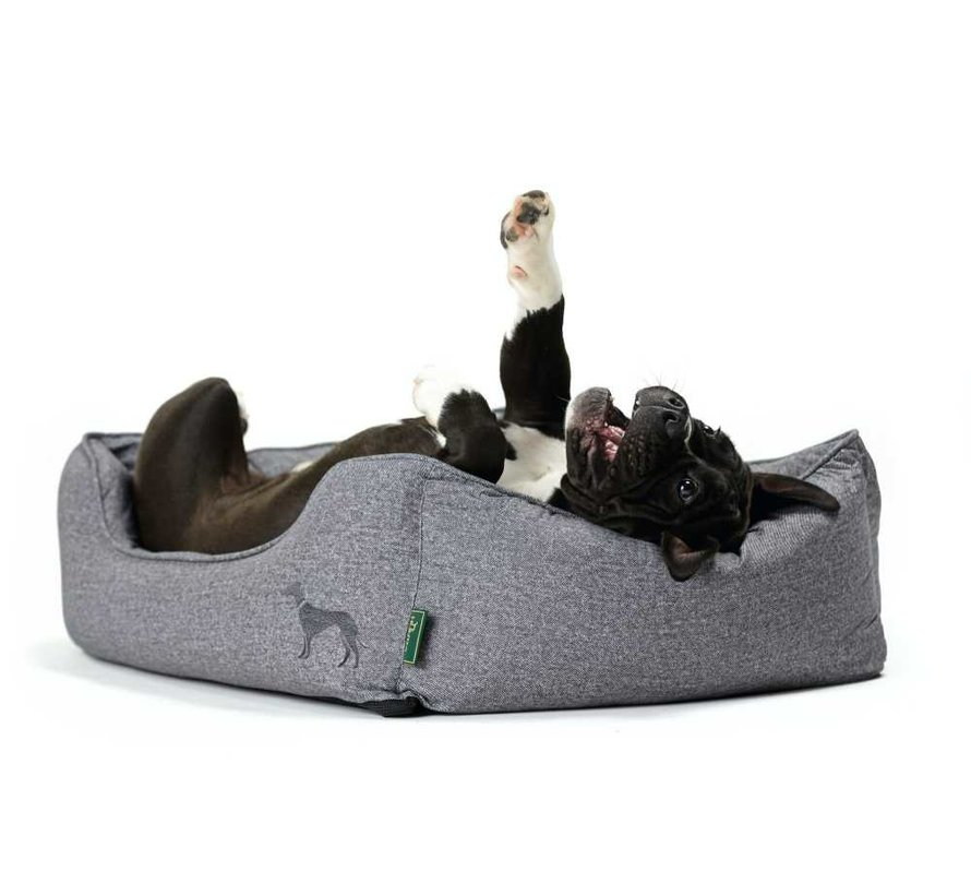 Dog Bed Boston Grey