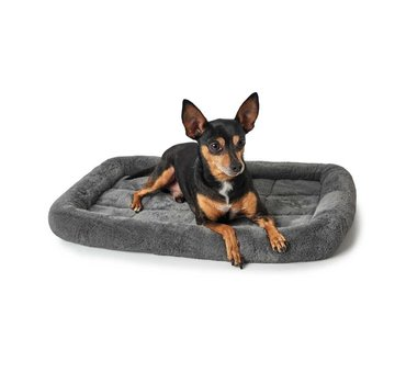 Hunter Dog Cushion Vermont Cozy Grey