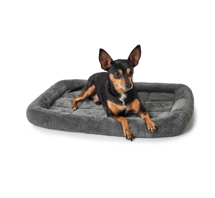 Dog Cushion Vermont Cozy Grey