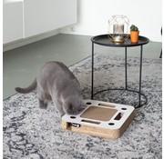 District70 Cat Toy Spy White
