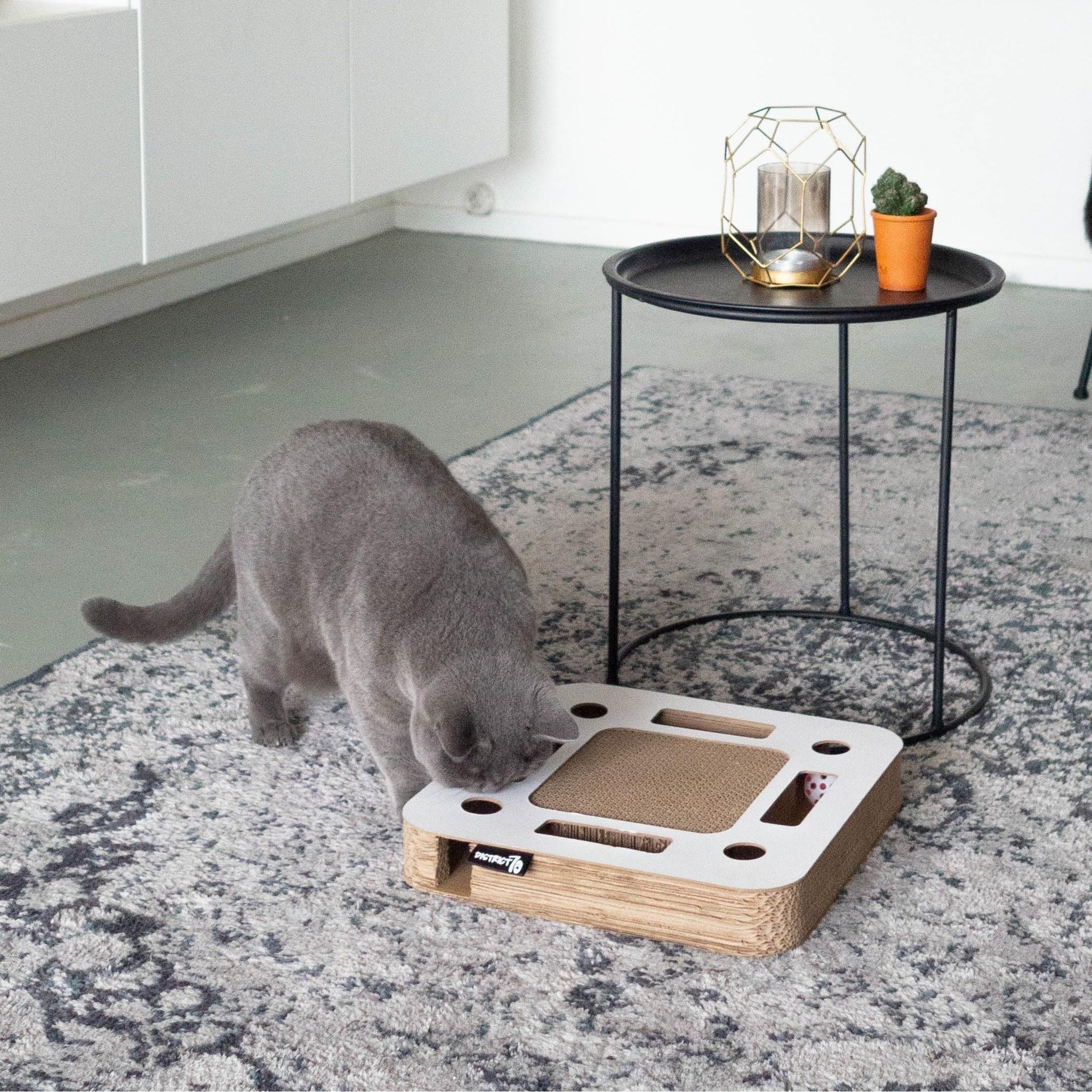 Kattenspeelgoed Spy Wit