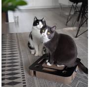 District70 Cat Toy Spy Black