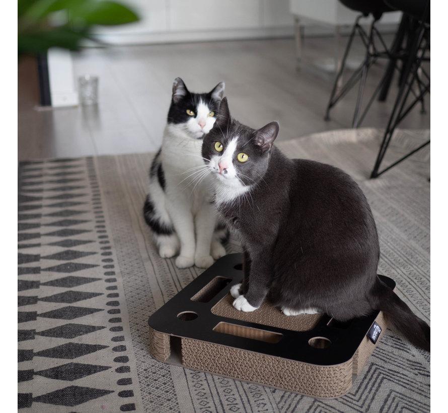 Kattenspeelgoed Spy Zwart