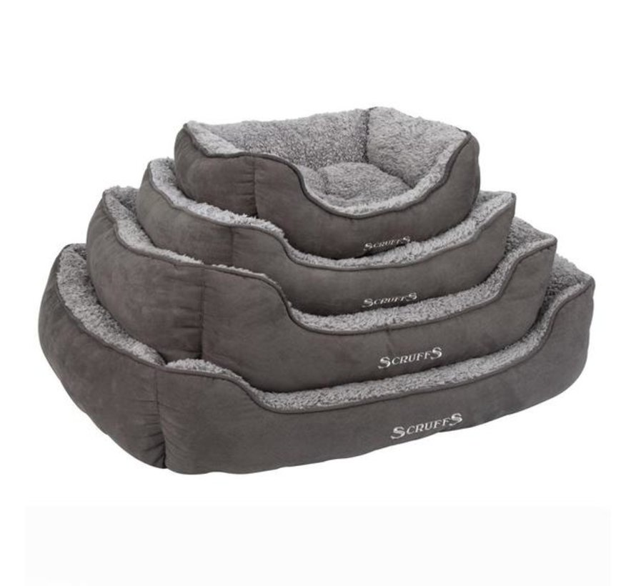 Dog Bed Cozy Box Bed
