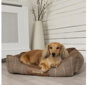 Scruffs Dog Bed Windsor Brown