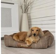 Scruffs Hondenmand Windsor Bruin