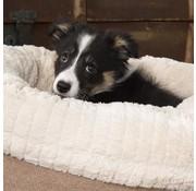 Scruffs Hondenmand Ellen Donut Beige