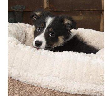Scruffs Dog Bed Ellen Donut Beige