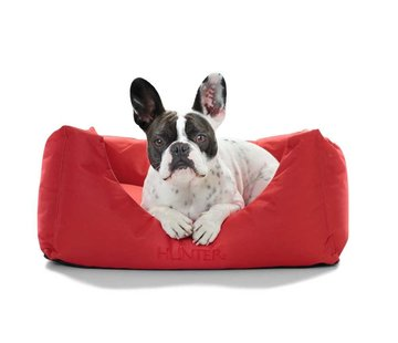 Hunter Dog Bed Gent Red