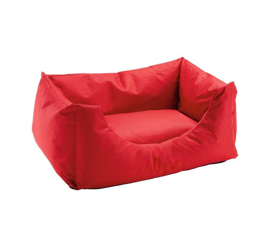 Dog Bed Gent Red