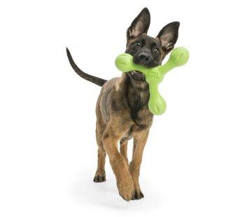 West Paw Design Dog Toy Echo Skamp Green