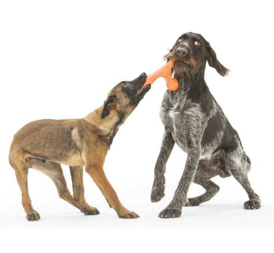 Hondenspeelgoed Echo Skamp Oranjer