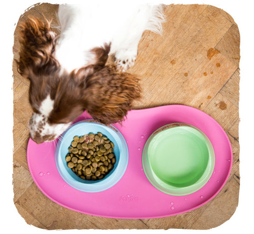 Beco Pets Onderlegger Place Mat Roze