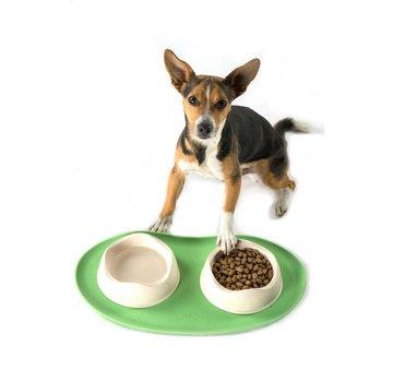 Beco Pets Place Mat Green