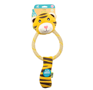 Beco Pets Dog Toy Plush Tiger