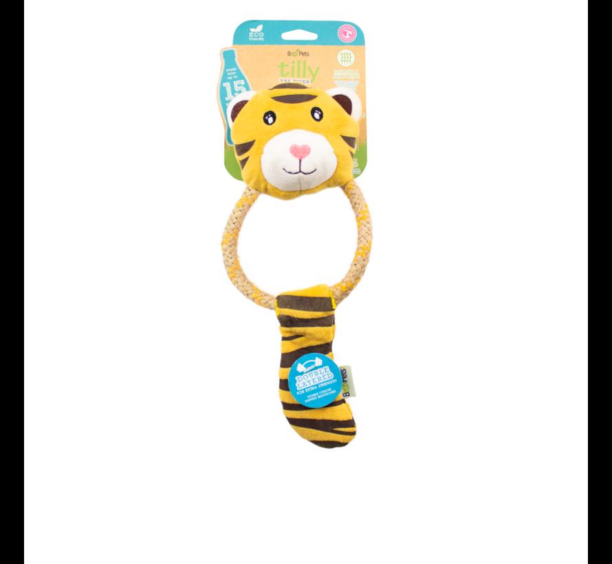 Dog Toy Plush Tiger