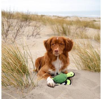 Beco Pets Dog Toy Plush Turtle