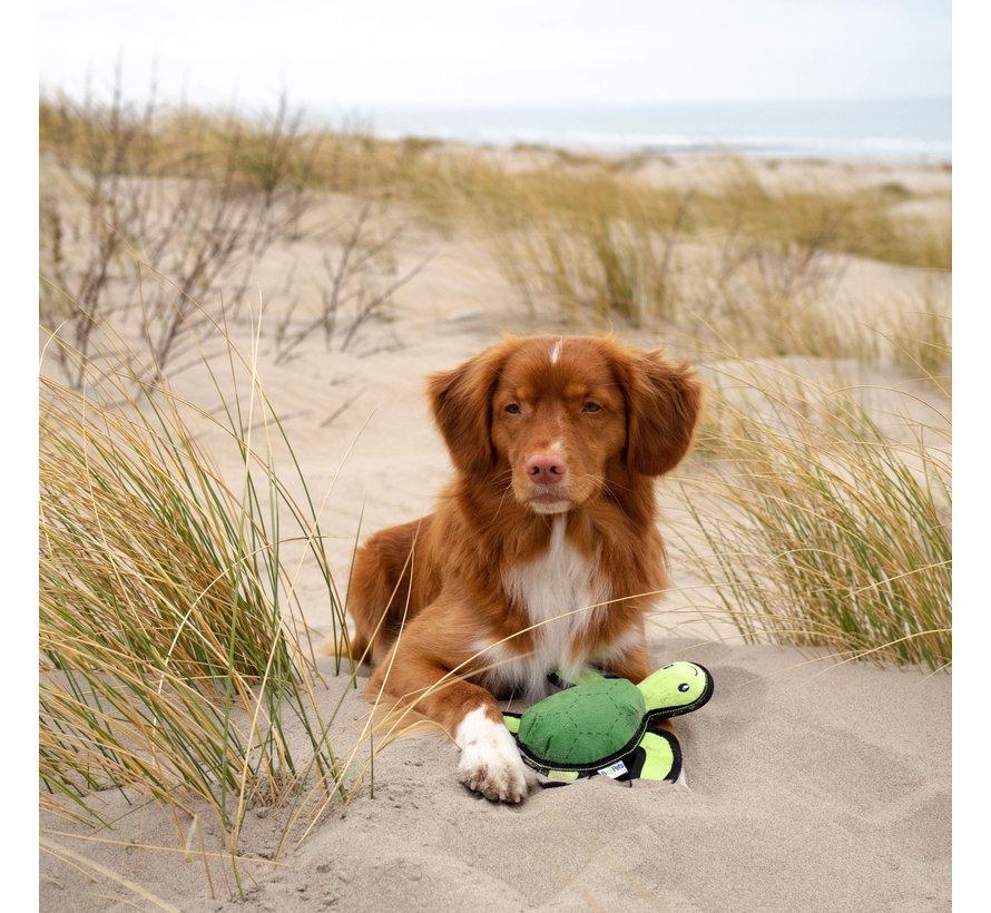 Dog Toy Plush Turtle