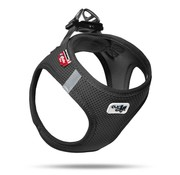 Curli Dog Harness Air Mesh Black