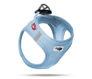 Curli Hondentuig Air-Mesh Harness Light Blue