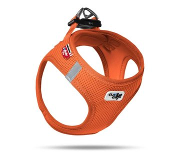 Curli Hondentuig Air-Mesh Harness Orange