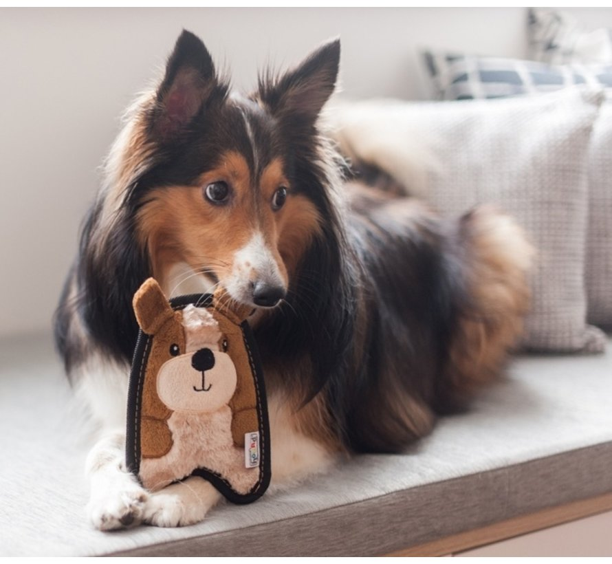 Dog Toy Invincibles Mini Puppy