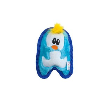 Outward Hound Dog Toy Invincibles Mini Penguin