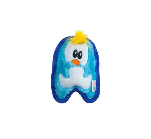 Outward Hound Dog Toy Invincibles Mini Penguin