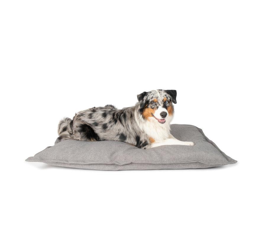 Dog Cushion Shark Grey