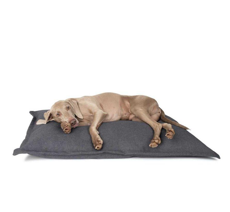 Dog Cushion Charcoal Grey