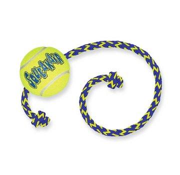 Kong Hondenspeelgoed Squeakair Ball with Rope