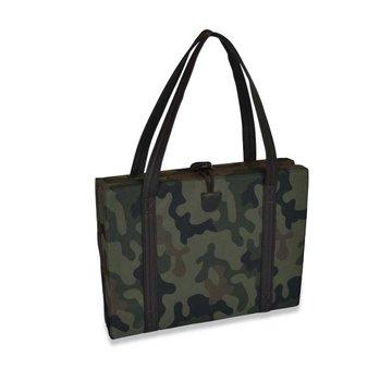 KONA CAVE Draagbaar Hondenkussen Camouflage & Brown