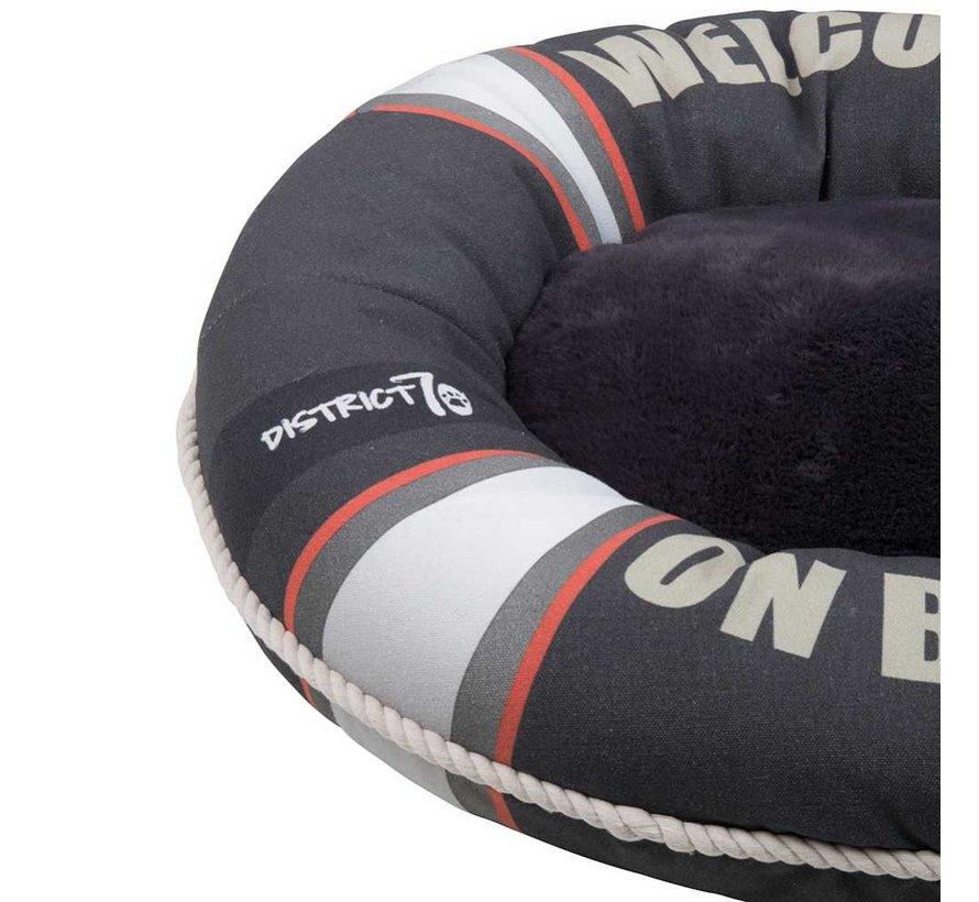 Cushion Life Buoy Grey