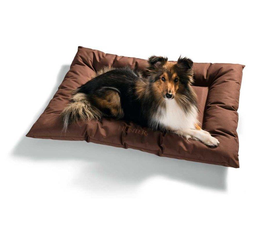 Dog Cushion Gent Brown