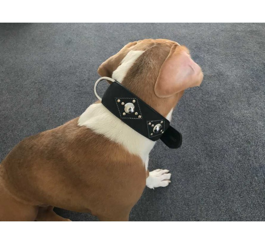 Hondenhalsband Ruff Chique Black