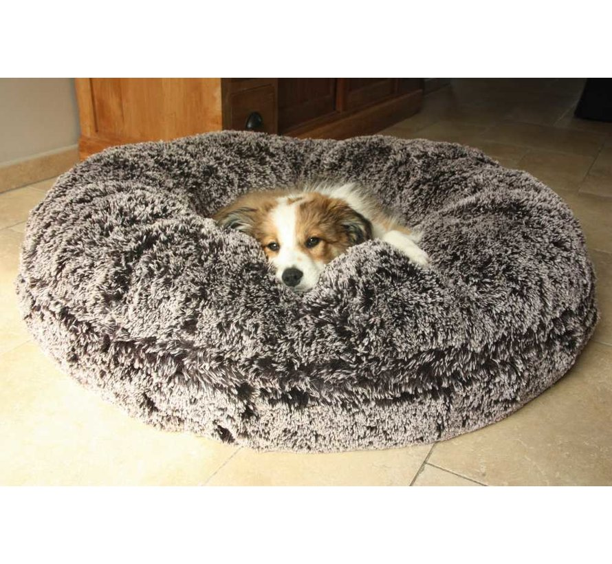 Dog Bagel Bed Frosted Willow