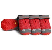 Ruffwear Dog Shoe Grip Trex Red